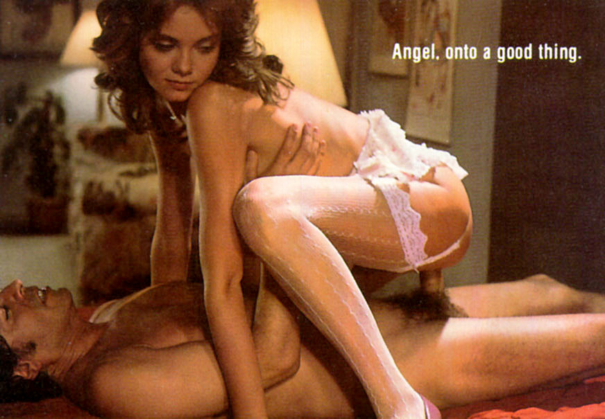 Vintage porn female stars angel