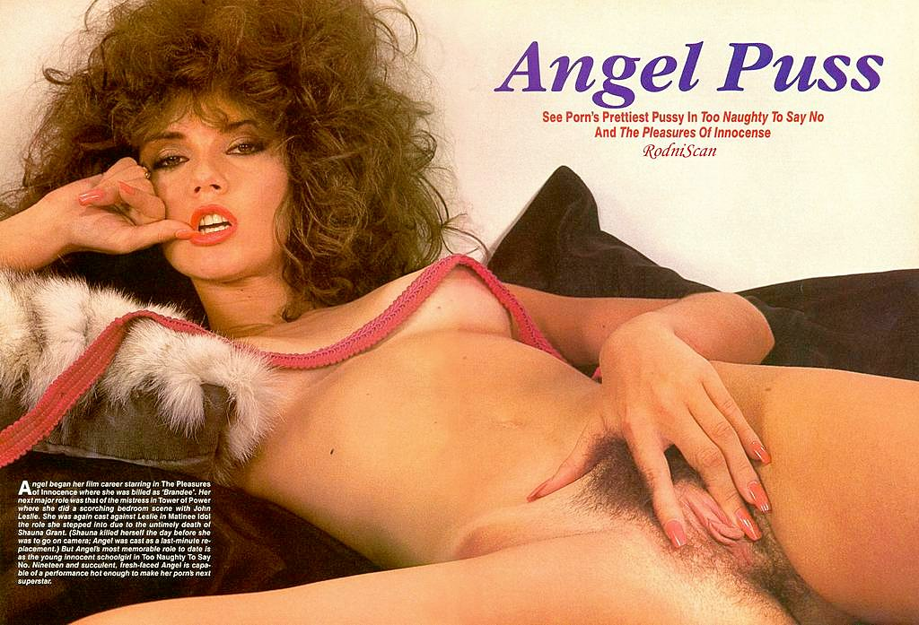 Angel classic pornstar