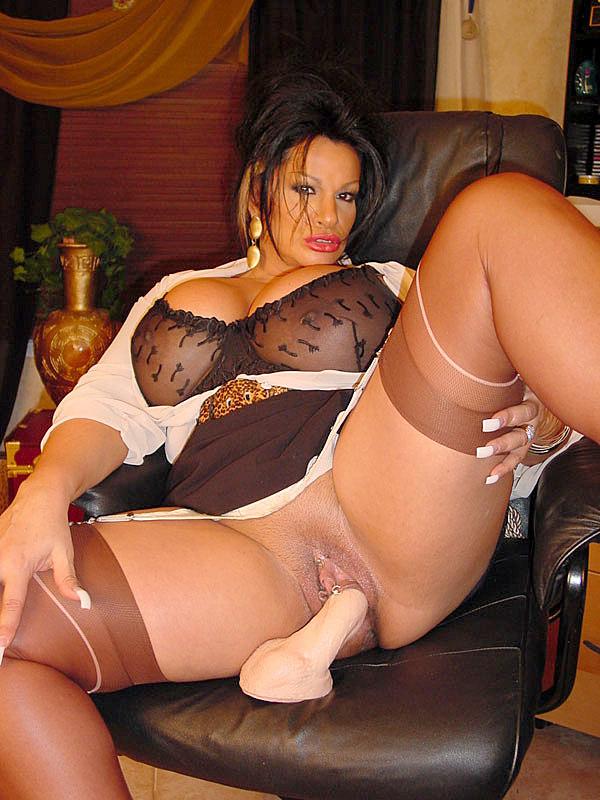 Liza Del Sierra Bondage