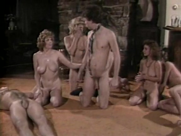 Pretty As You Feel - classic porn film - year - 1984