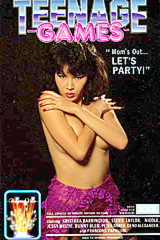 Teenage Games - classic porn film - year - 1985