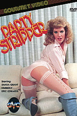 Party Stripper - classic porn movie - 1983