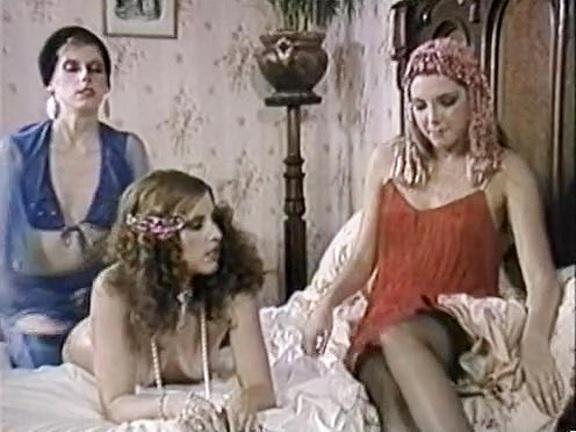 Sex Life of Mata Hari - classic porn movie - 1988