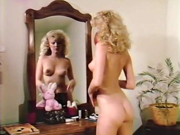 Shana Blonde Superstar - classic porn film - year - 1985