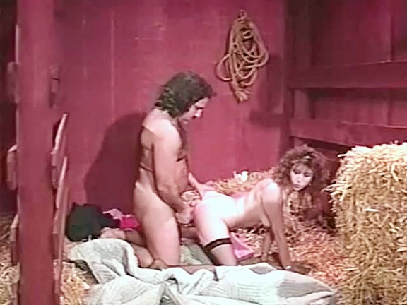 Party In The Rear - classic porn film - year - 1989