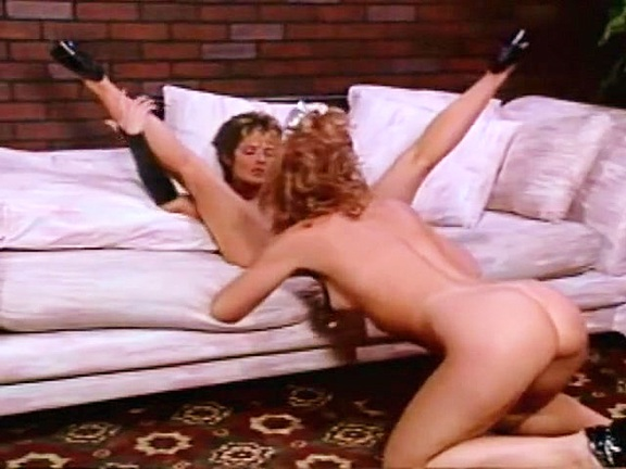 Vixens - classic porn movie - 1989