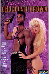 Hot Pink and Chocolate Brown - classic porn - 1988