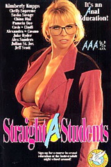 Straight A Students - classic porn movie - 1993