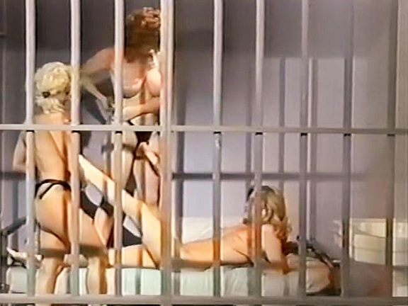Jail Babes - classic porn movie - 1990