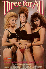 Three For All - classic porn film - year - 1989