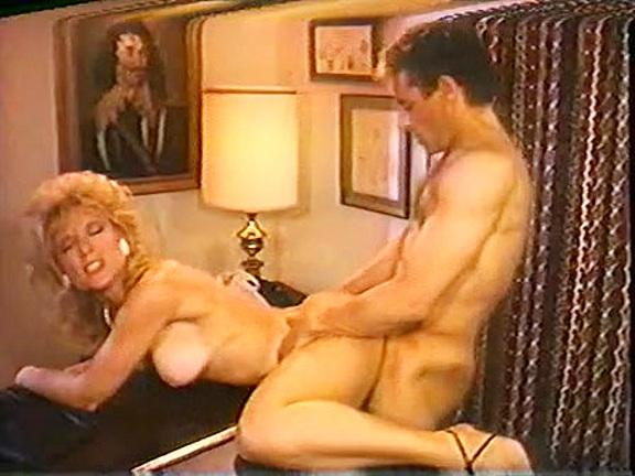 Nina Hartley Eating Ass