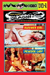 Peacock Lady - classic porn movie - 1972