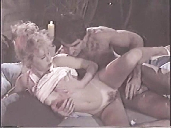 Unleashed Lust - classic porn movie - 1989