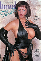 Licensed To Thrill - classic porn film - year - 1990