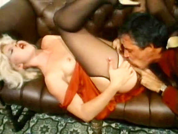 Limo Connection - classic porn film - year - 1982