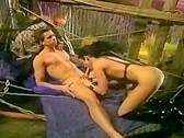 John leslie Peter North threesome scene