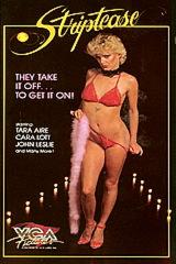 Striptease - classic porn film - year - 1985