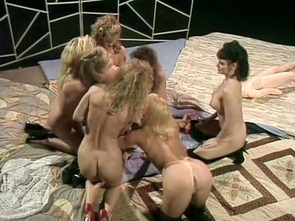 Jennifer Ate - classic porn film - year - 1992