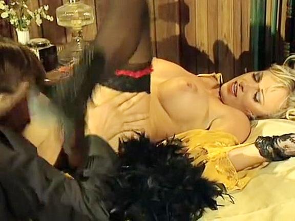 Western Nights - classic porn film - year - 1994