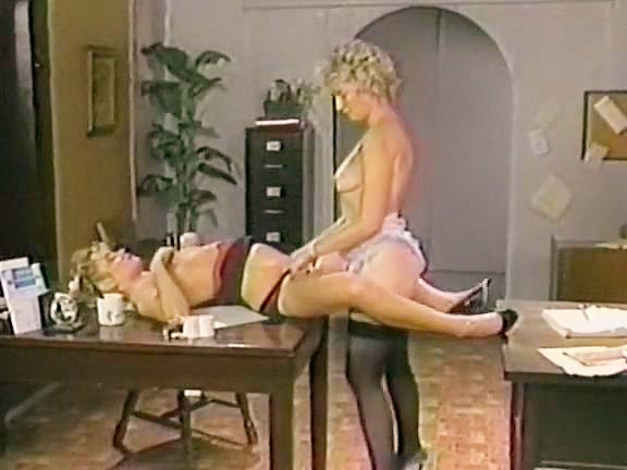 Girl Has Assets - classic porn movie - 1990