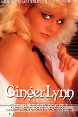Ginger Lynn The Movie - classic porn film - year - 1988