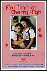 First Time At Cherry High - classic porn - 1984