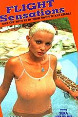 Flight Sensations - classic porn film - year - 1983