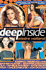 Deep Inside Deidre Holland - classic porn film - year - 1993