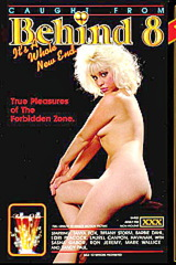 Caught From Behind 8 - classic porn - 1988