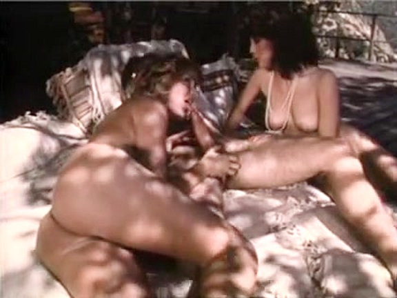 Caught from Behind 6 - classic porn film - year - 1986
