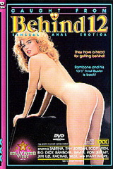Caught From Behind 12 - classic porn film - year - 1989