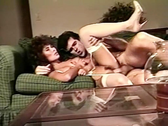 Caught From Behind 10 - classic porn film - year - 1989