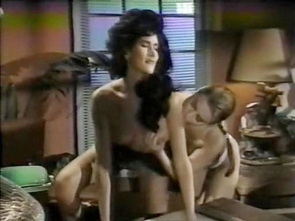 Catalina Five-0: Undercover - classic porn movie - 1990