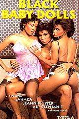 Black Babydolls - classic porn - 1985
