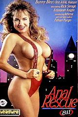 Anal Rescue 811 - classic porn - 1992