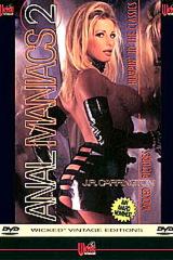 Anal Maniacs 2 - classic porn movie - 1995