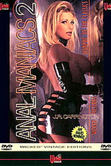 Anal Maniacs 2 - classic porn film - year - 1995