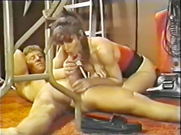 Girls Of Double D 9 - classic porn film - year - 1989