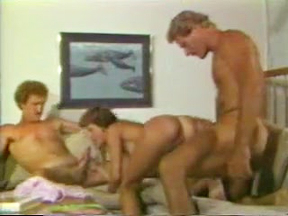 Backdoor To Hollywood 2 - classic porn movie - 1986