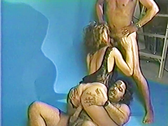 All For One - classic porn film - year - 1988