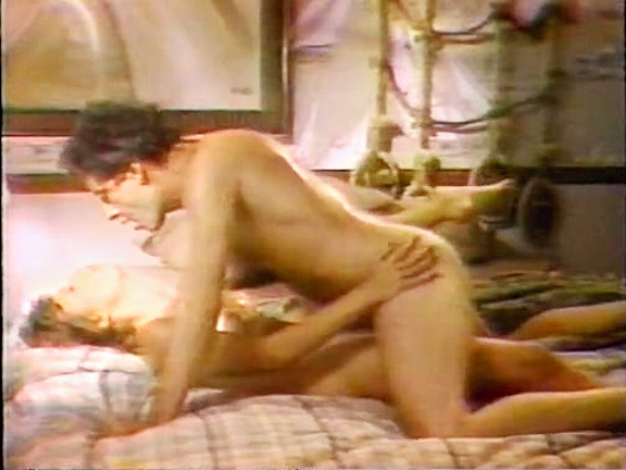 All For His Ladies - classic porn movie - 1987