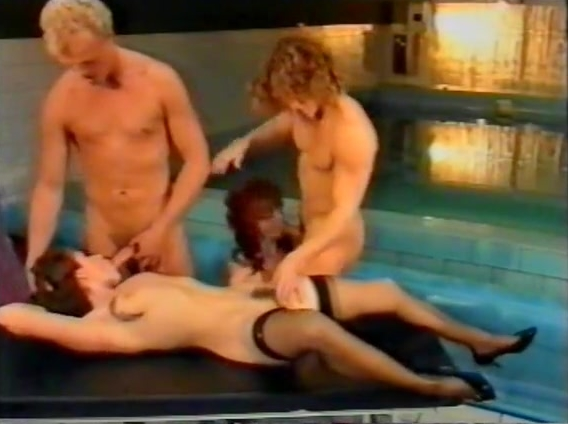 Junge Begierde - classic porn movie - 1990