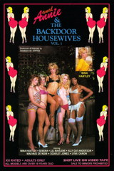 Anal Annie and the Backdoor Housewives - classic porn movie - 1984