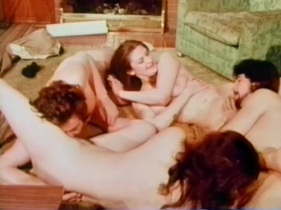 Armed Servicers - classic porn movie - 1975