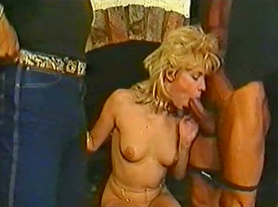 Sacrificed To Love - classic porn film - year - 1986