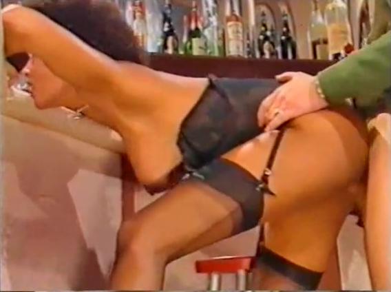 Cafe Biz-arr - classic porn film - year - 1988