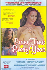 Same Time Every Year - classic porn film - year - 1981