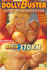 Dolly Buster - Brain Storm - classic porn film - year - 1993