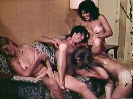 Three Little Pennies - classic porn movie - 1971