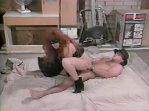Bat Bitch - classic porn film - year - 1989